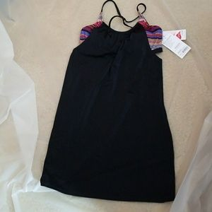 ATHLETA Blousy Tankini dress Size 34 D/DD